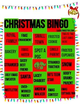 Christmas Bingo (1)