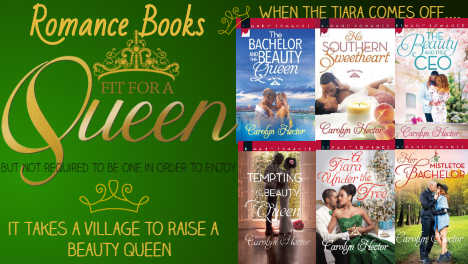 six beauty queen books